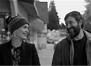 Sarah Paulson and Mark Duplass star in Alex Lehmann's feature debut Blue Jay.