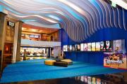 Supercines, Ecuador's leading cinema chain, has opened a new eight-screen multiplex in the Ambato shopping mall equipped with Christie Vive Audio and Christie RGB pure laser cinema projectors, the first of their kind in the country.
