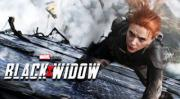 In Marvel Studios' Black Widow, the title character confronts the demons of her past in a spectacular – and explosive – fashion. After discovering a flying fortress hidden in the clouds, the Avenger puts on a master class in destruction, leading to an airborne battle with heroes and villains dodging flaming wreckage as they approach terminal velocity.