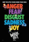 Pixar's Inside Out will be released in Dolby Vision.