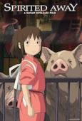 Spirited Away grossed more than a million dollars in revenue from just three scheduled screenings.