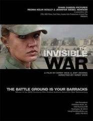 The Invisible War started a national conversation about rape in the military that continues today.