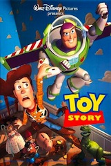 Toy Story was the first all-digital feature film ever released by a Hollywood studio.