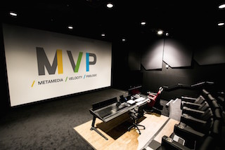 Last month, three companies, MetaMedia Entertainment, Velocity Managed Services and Burbank post facility Pixelogic Media, formed a partnership to improve how digital cinema packages, key delivery messages and cinema advertising are produced and distributed over managed internet connections directly to exhibitors' screens and dynamic digital lobby displays.