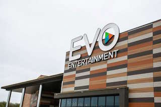 EVO Entertainment is using the Vista Cinema kit as it opens theatres in Texas.