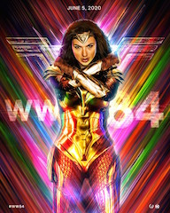 """I wouldn't mind if this was Wonder Woman 1984,"" Graham frothed."